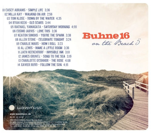 Buhne 16 - on the beach 5 - deluxe CD compilation Vorschau 1