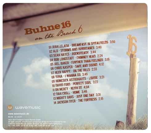 Buhne 16 - on the beach  6 - Deluxe CD Compilation Vorschau 1
