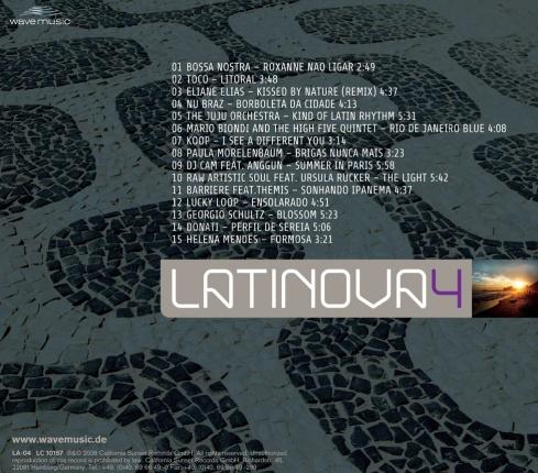 Latinova 4 - Deluxe Edition Vorschau 1