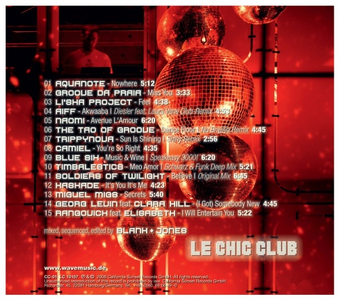 Le Chic Club 1 - Deluxe Edition Vorschau 1