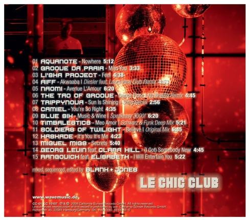 Le Chic Club 1 - Deluxe Edition Vorschau 1