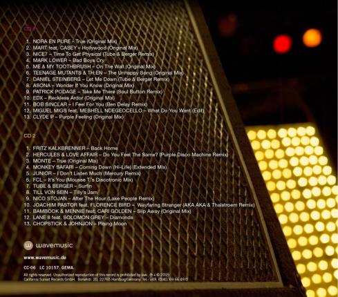 Le Chic Club 6 - Deluxe Doppel-CD Compilation Vorschau 1