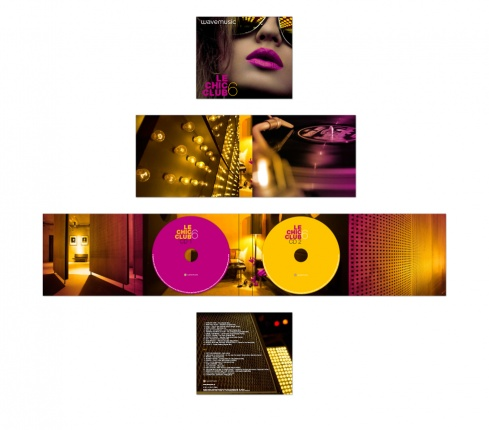 Le Chic Club 6 - deluxe CD compilation Vorschau 2