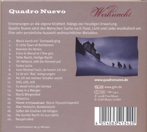 Quadro Nuevo - Weihnacht Vorschau 1