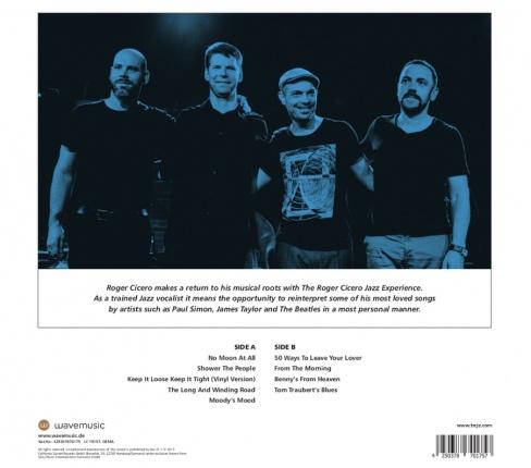 The Roger Cicero Jazz Experience Vinyl-Edition Vorschau 1