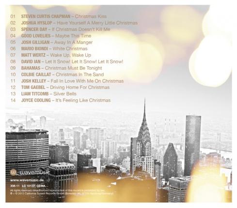 moreorlessChristmas 11 - Deluxe CD Compilation Vorschau 1