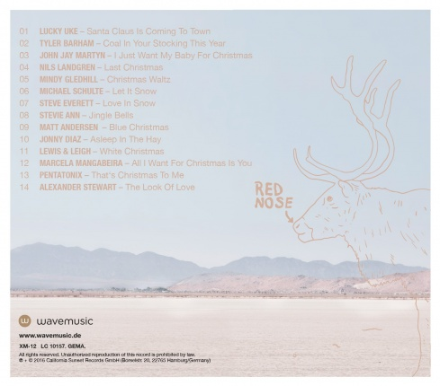 moreorlessChristmas 12 - Deluxe CD Compilation Vorschau 1