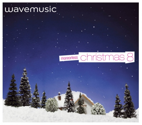 moreorlessChristmas 8 - deluxe CD compilation