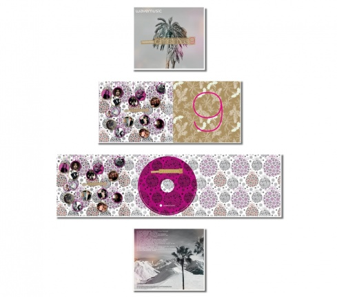 moreorlessChristmas 9 - Deluxe CD Compilation Vorschau 2
