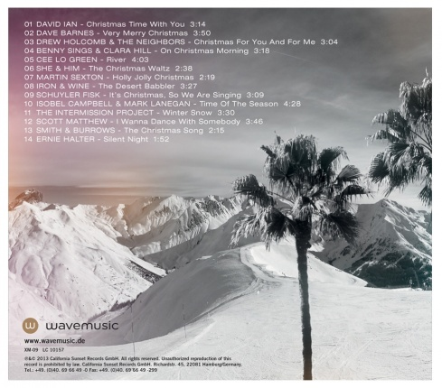 moreorlessChristmas 9 - deluxe CD compilation Vorschau 1