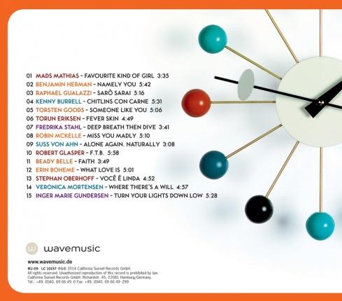 moreorlessJazz 9 - Deluxe Edition Vorschau 1