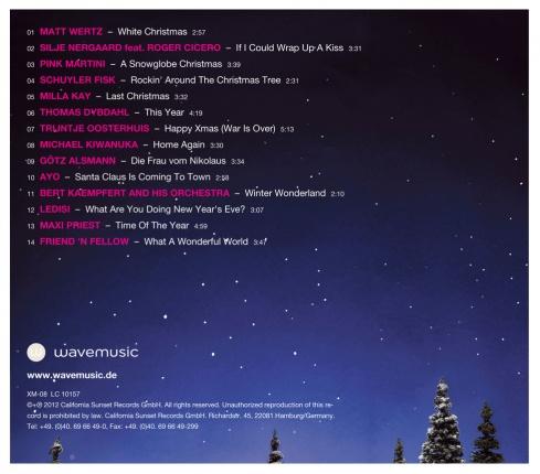 moreorless Christmas 8 - Deluxe Edition Vorschau 1
