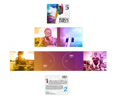 public chill Vol. 5 - Double CD - Deluxe Edition Vorschau 2