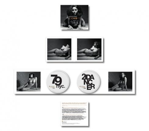 wavemusic ICONS 01 - deluxe CD compilation Vorschau 2