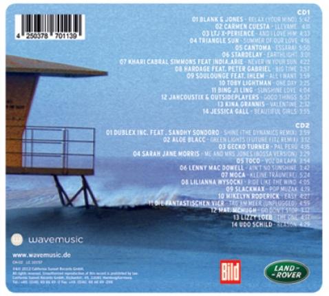wavemusic PUBLIC CHILL Vol. 2 - Doppel CD Vorschau 1