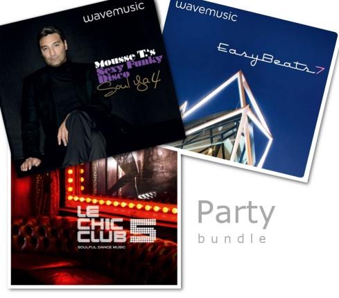 wavemusic Party Bundle