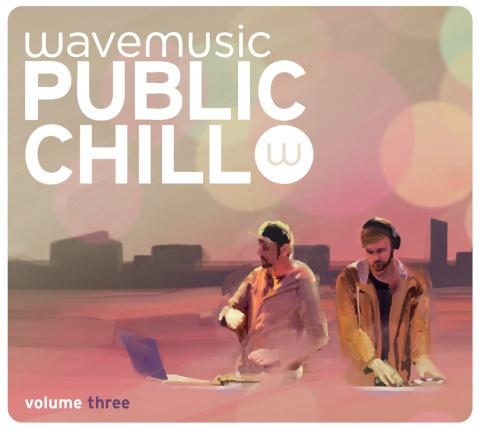 wavemusic Public Chill Vol. 3 - Doppel CD