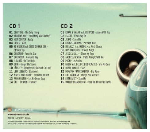 wavemusic Vol. 23 - deluxe CD compilation Vorschau 1