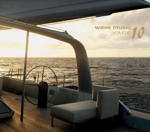 wavemusic Volume 10 - Doppel-CD - Deluxe Edition