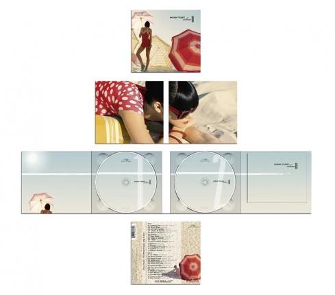 wavemusic Volume 11 - Doppel CD - Digipack Vorschau 2