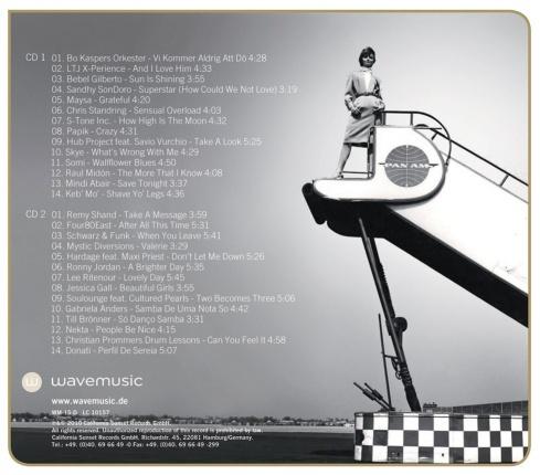 wavemusic Volume 15 - Doppel CD - Deluxe Edition Vorschau 1
