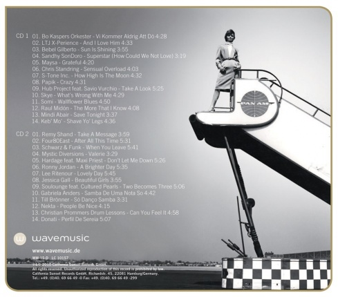 wavemusic Volume 15 - Double CD - Deluxe Edition Vorschau 1