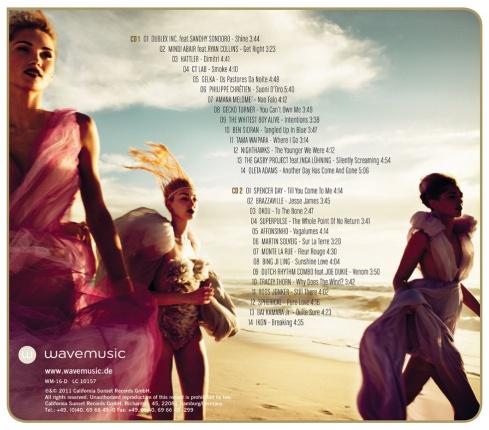 wavemusic Volume 16 - Doppel CD - Deluxe Edition Vorschau 1