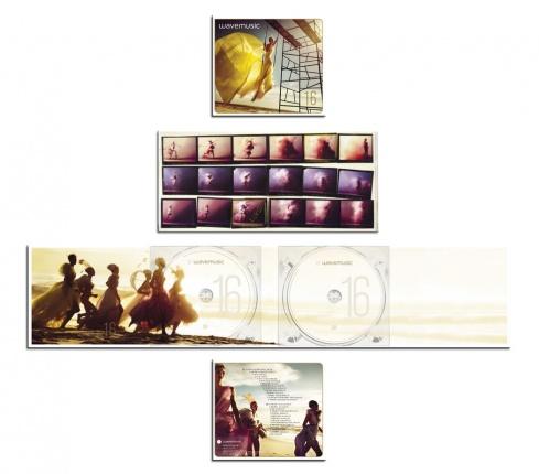 wavemusic Volume 16 - Doppel CD - Deluxe Edition Vorschau 2