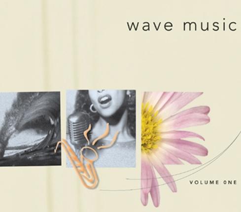 wavemusic Volume 1 - Doppel CD