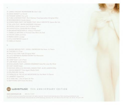 wavemusic Volume 20 - Doppel CD - Deluxe Edition Vorschau 1