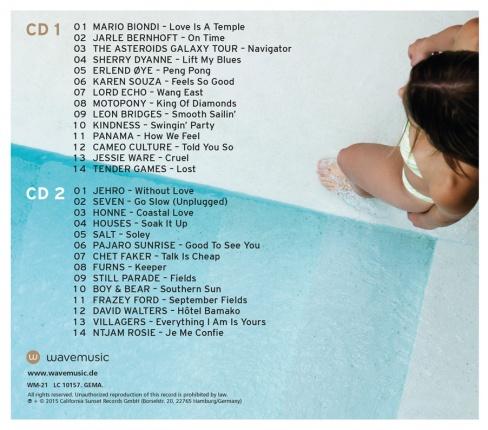 wavemusic Volume 21 - deluxe CD compilation Vorschau 1