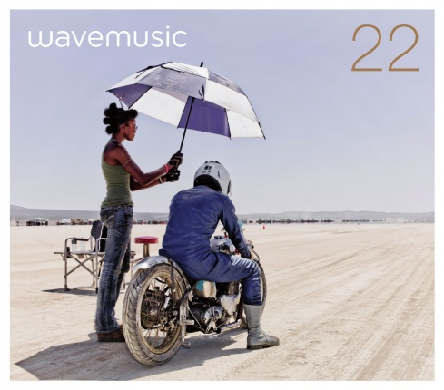 wavemusic Volume 22 - deluxe CD compilation