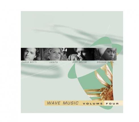 wavemusic Volume 4 - Doppel-CD