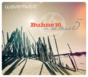 Buhne 16 - on the beach 5 - deluxe CD compilation